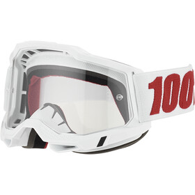 100% Accuri Anti-Fog Goggles Gen2, blanco